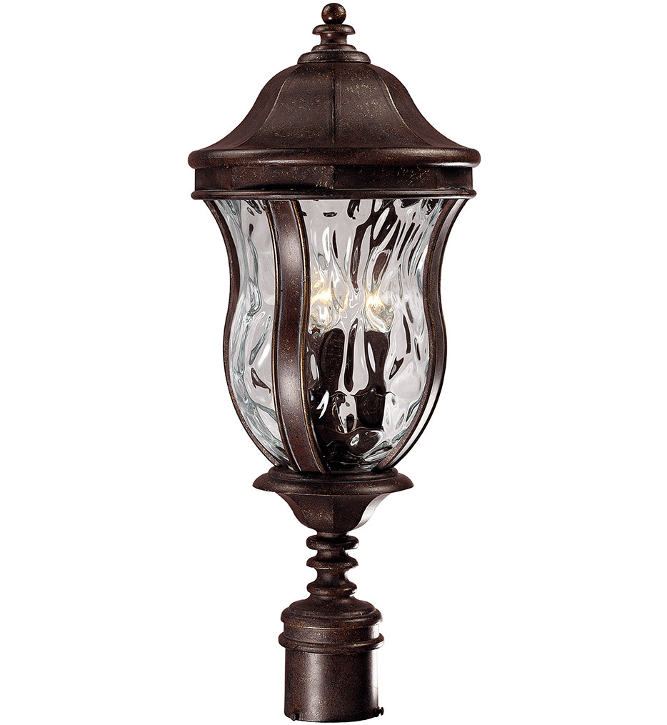 Savoy House - Monticello 10.13 Inch Outdoor Post Light