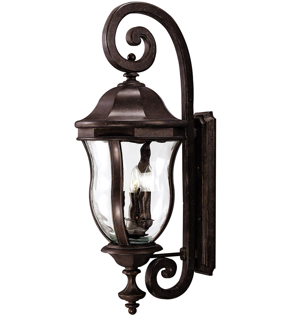 Savoy House - Monticello 36 Inch Outdoor Sconce