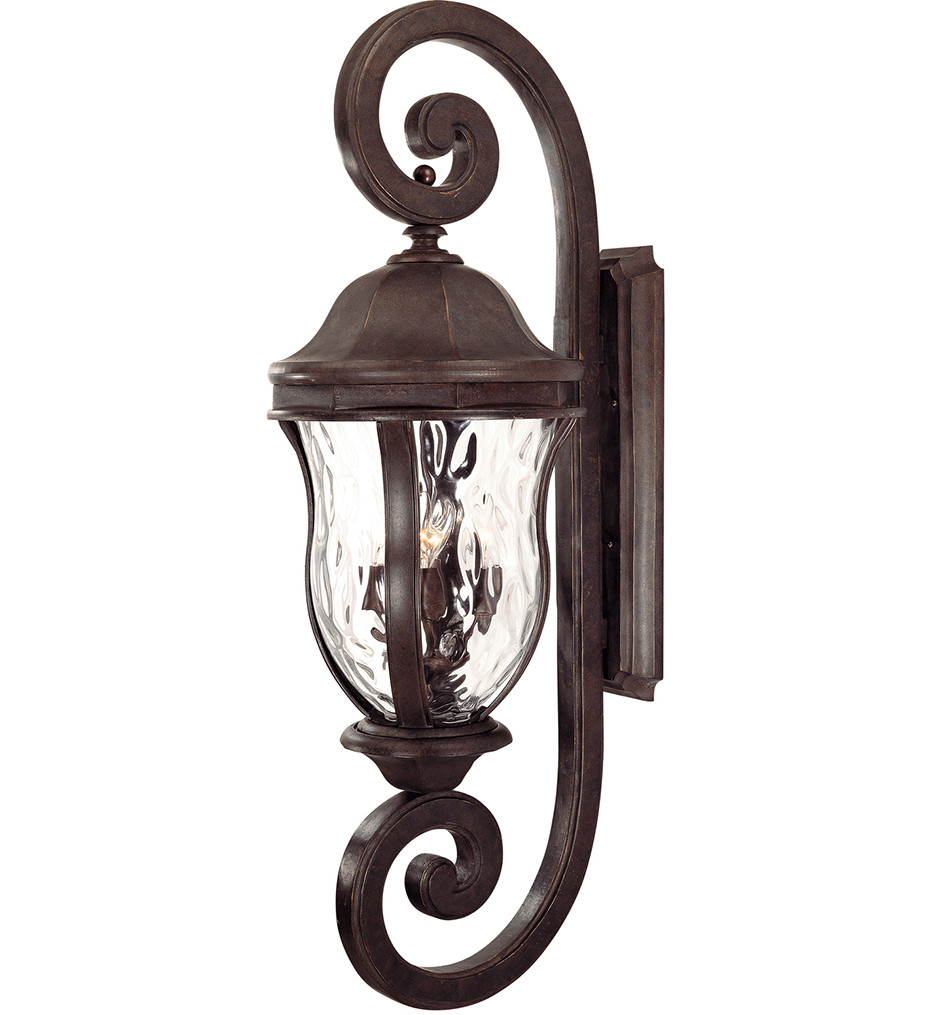 Savoy House - Monticello 40.13 Inch Outdoor Sconce