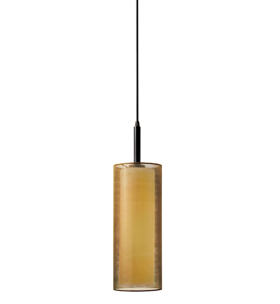 "Sonneman - Puri 5"" Cylinder Pendant"