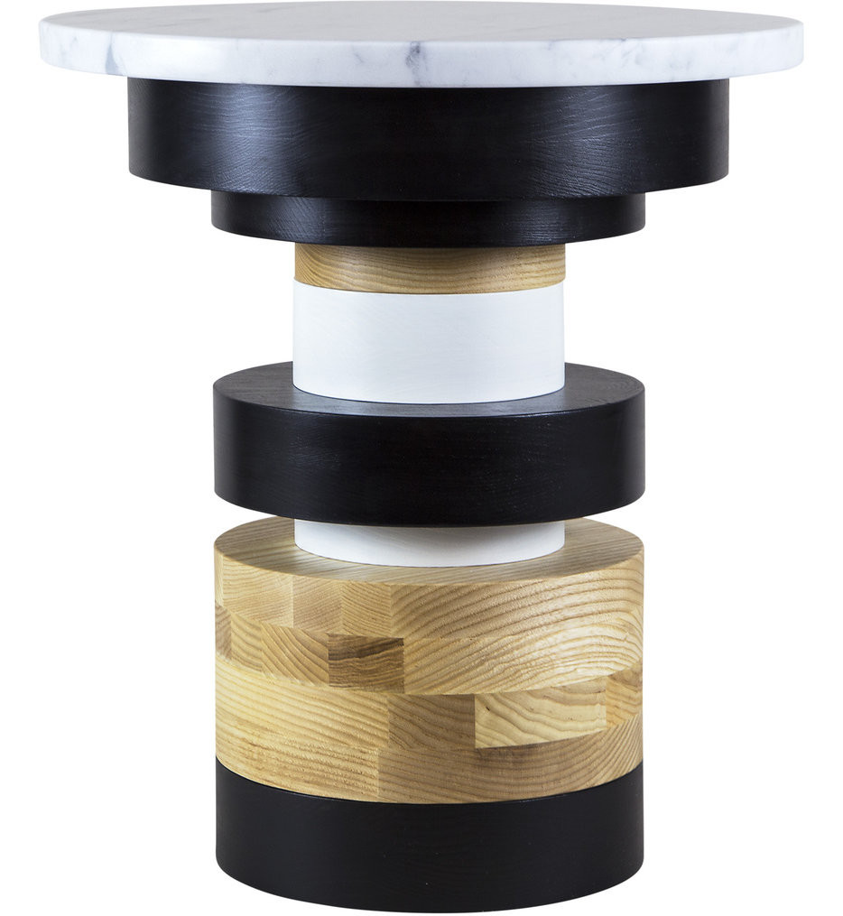 Souda - fSASS1001s - Sass Low 14 Inch Top Side Table