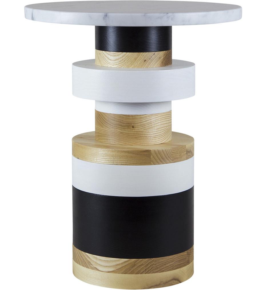 Souda - fSASS1011s - Sass Medium 14 Inch Top Side Table