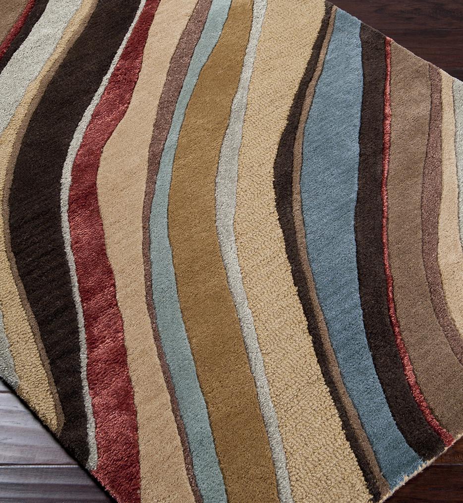 Surya - Artist Studio Layers Transitional Hand Tufted Rug