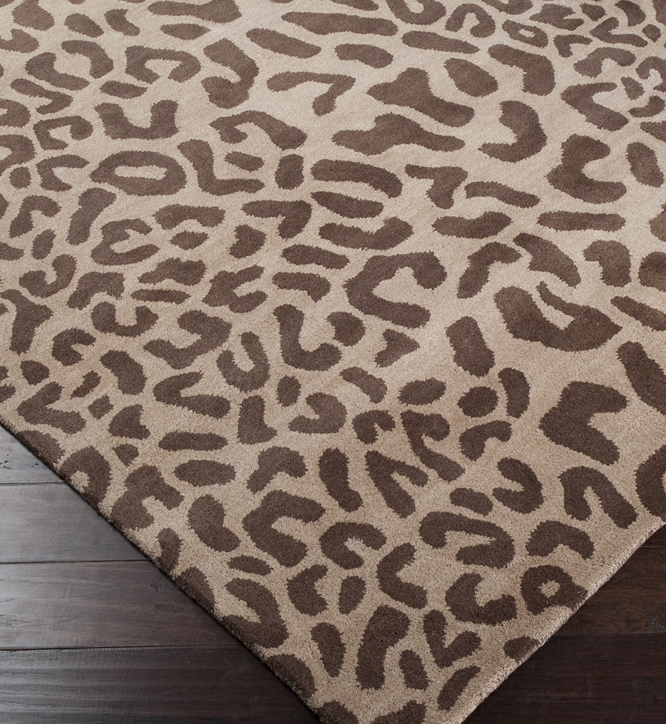 Surya - Athena Animal Print Hand Tufted Rug