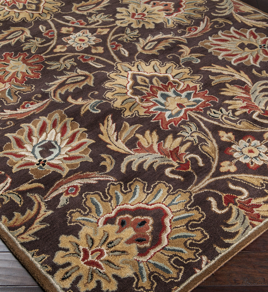 Surya - Caesar Traditional Paisley Hand Tufted Rug