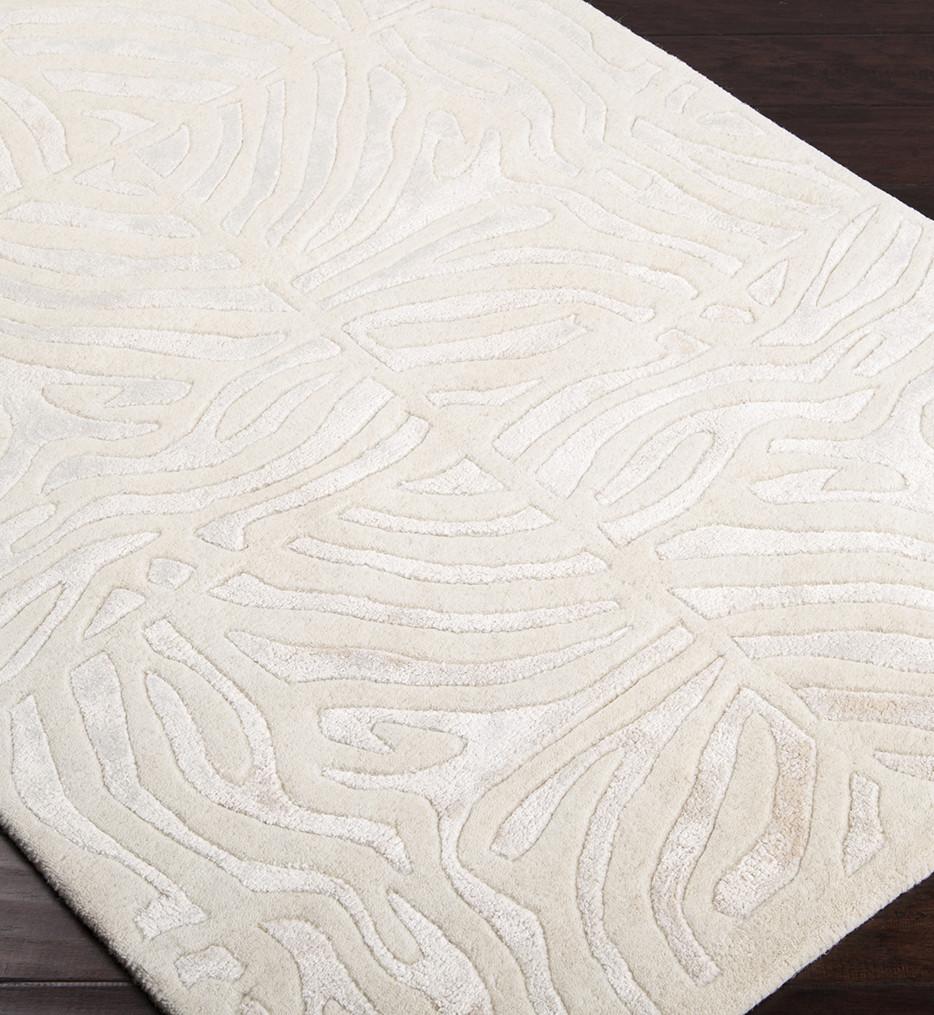 Surya - Modern Classics Zebra Modern Hand Tufted Rug