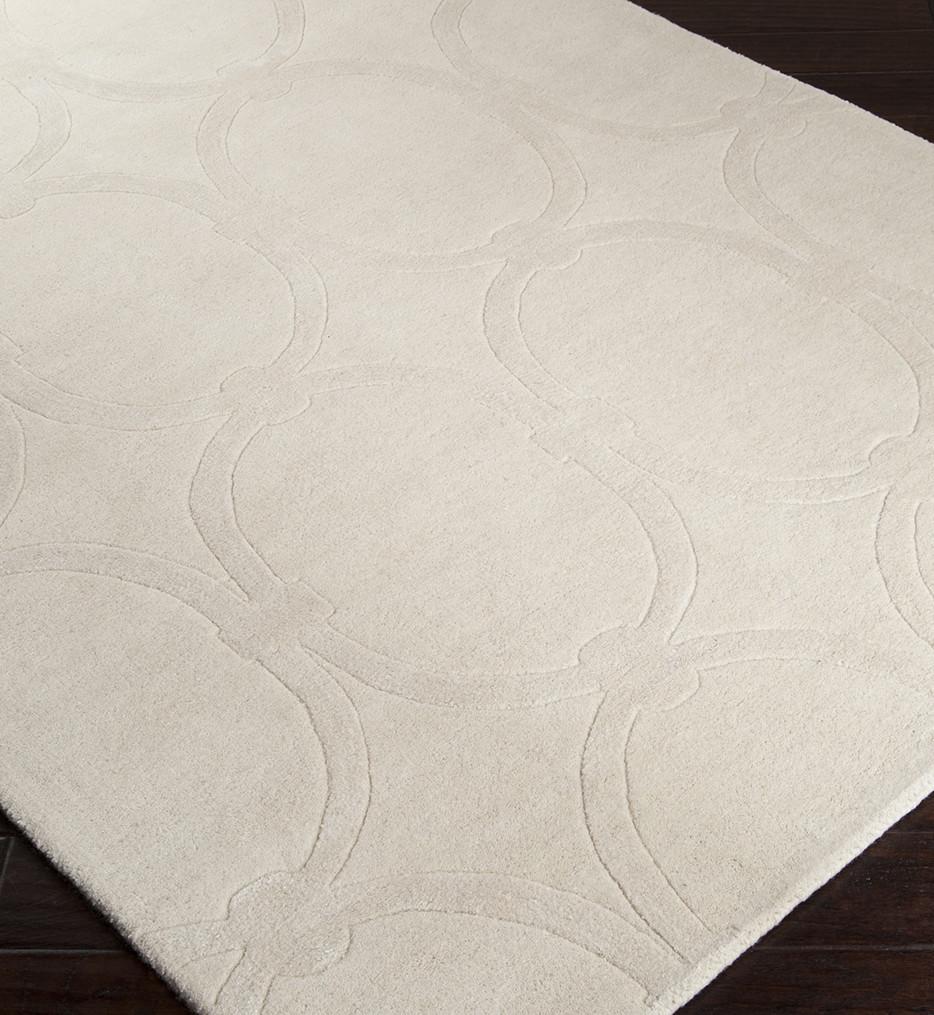 Surya - Modern Classics Ovals Geometric Hand Tufted Rug