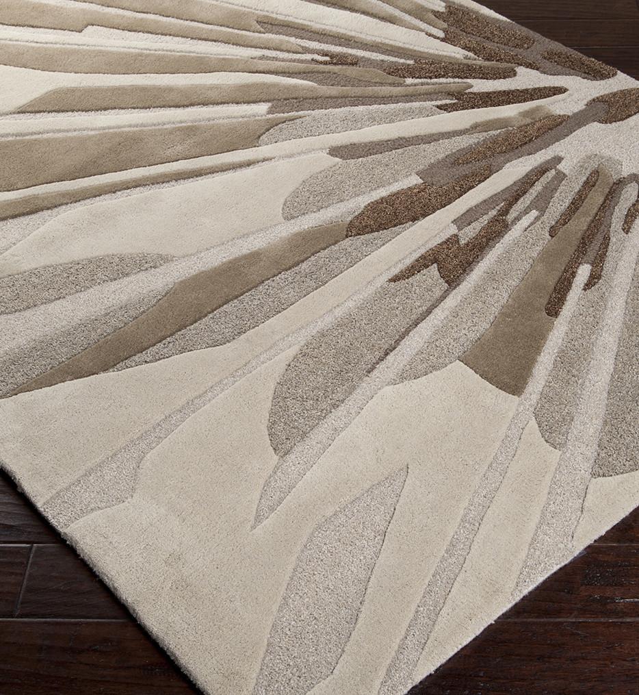 Surya - Modern Classics Blades Geometric Hand Tufted Rug