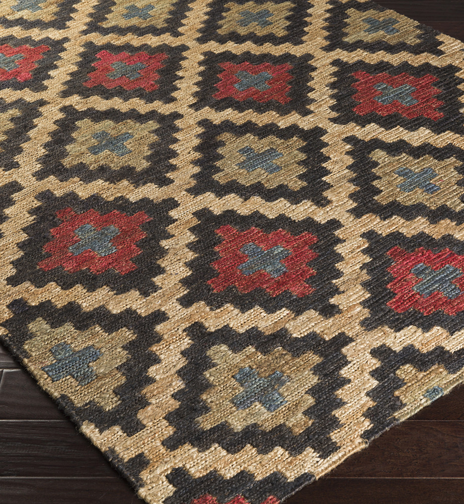 Surya - Columbia Southwestern Natural Fiber Textures Hand Woven Rug