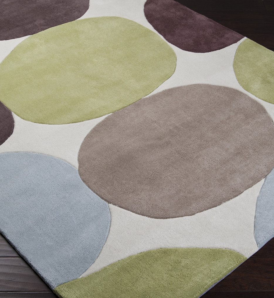 Surya - Cosmopolitan Large Stepping Stones Hand Tufted Rug