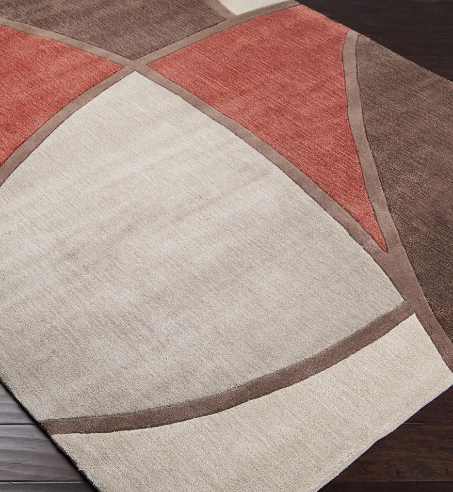 Surya - Cosmopolitan Geometric Hand Tufted Rug