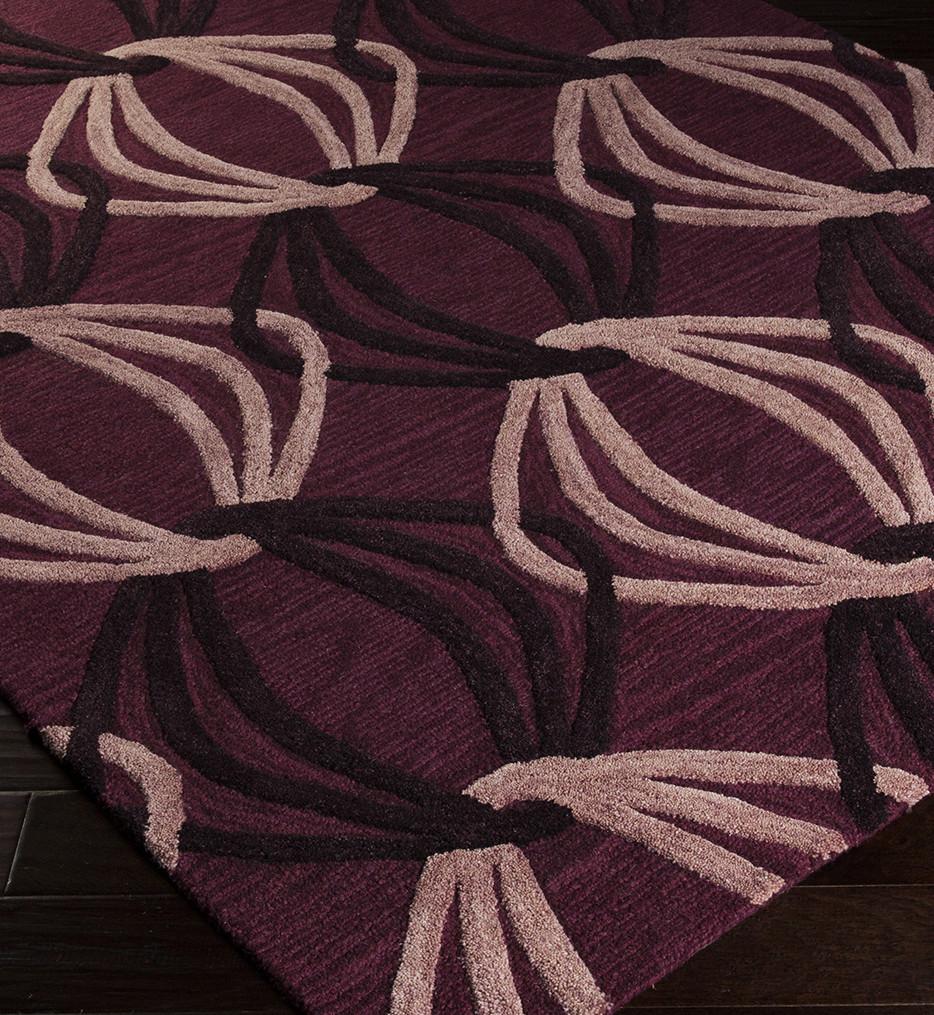Surya - Dream Transitional Geometric Hand Tufted Rug