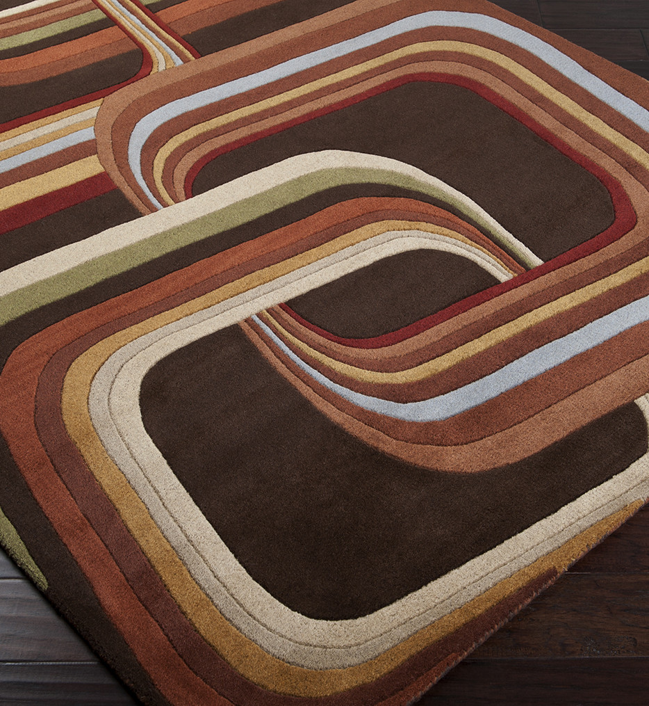 Surya - Forum Retro Hand Tufted Rug