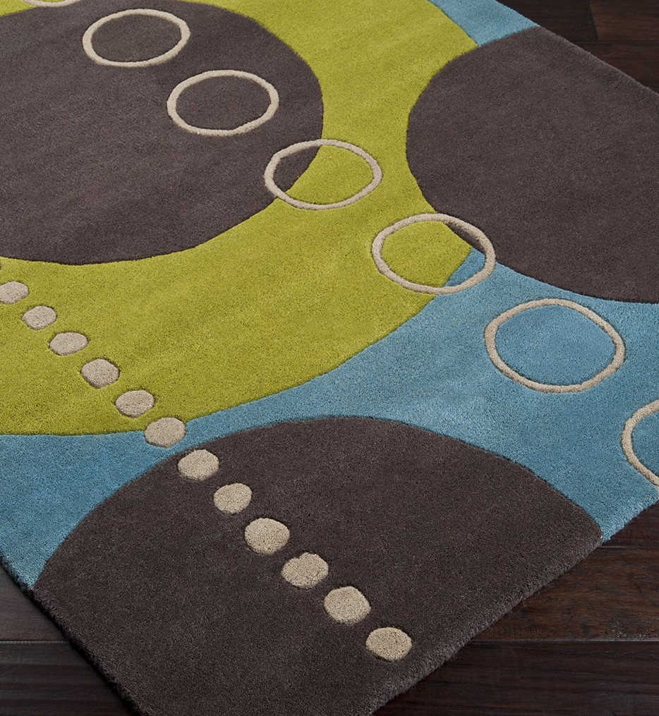 Surya - Forum Circles Hand Tufted Rug