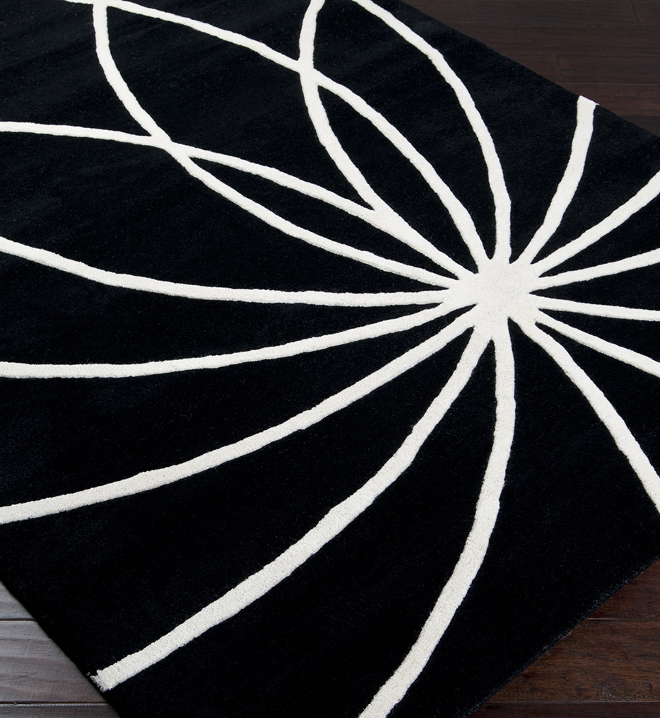Surya - Forum Modern Lotus Hand Tufted Rug