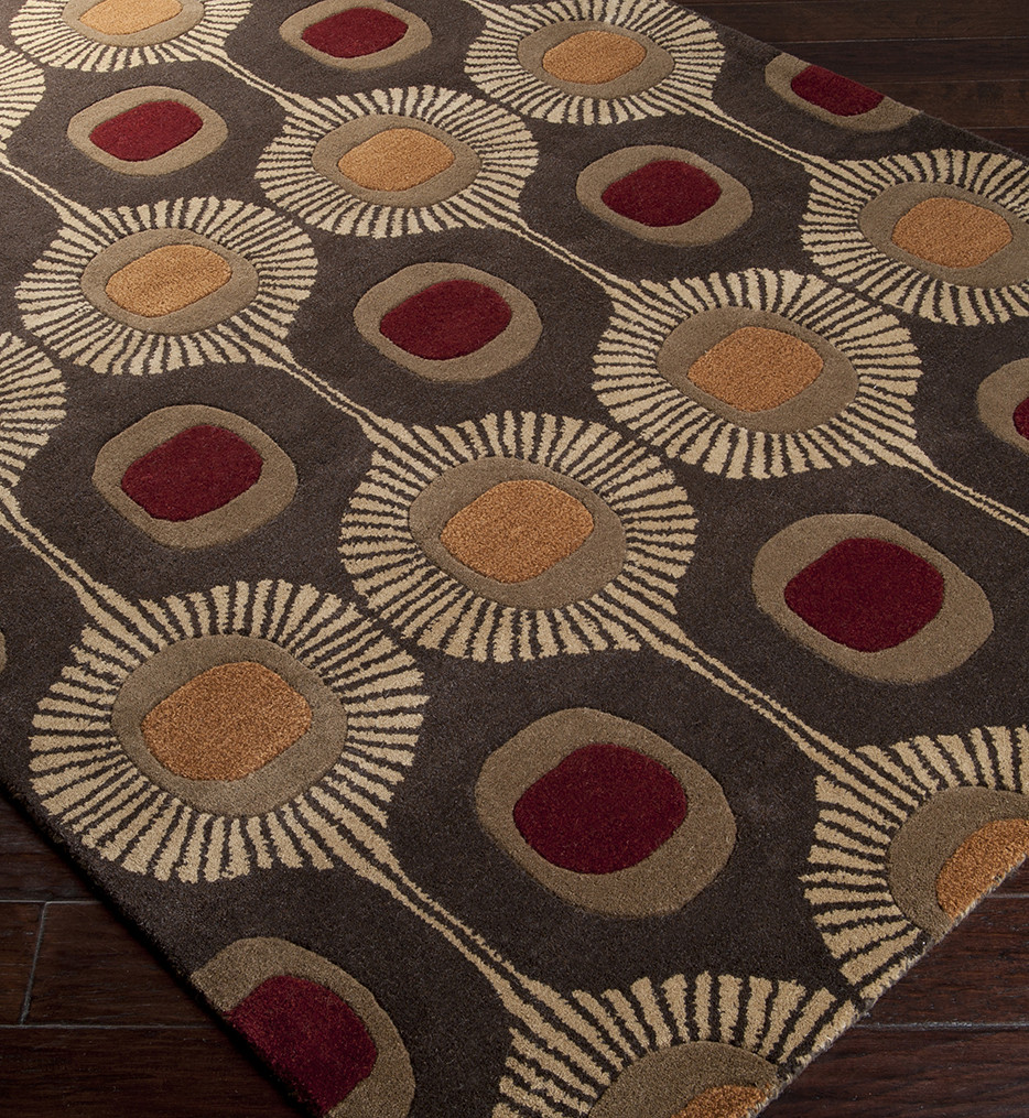 Surya - Forum Modern Burst Hand Tufted Rug