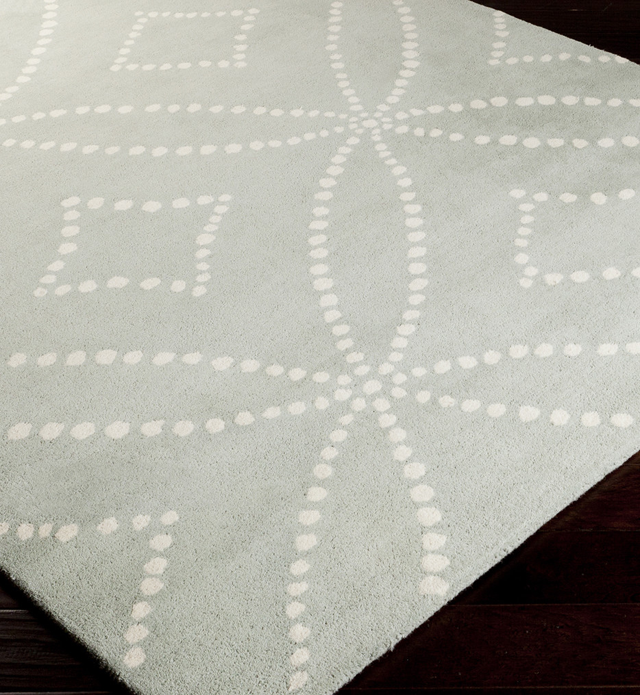 Surya - Harlequin Floral and Paisley Hand Tufted Rug
