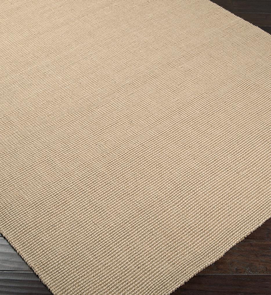 Surya - Jute Woven Natural Fiber Textures Hand Woven Rug