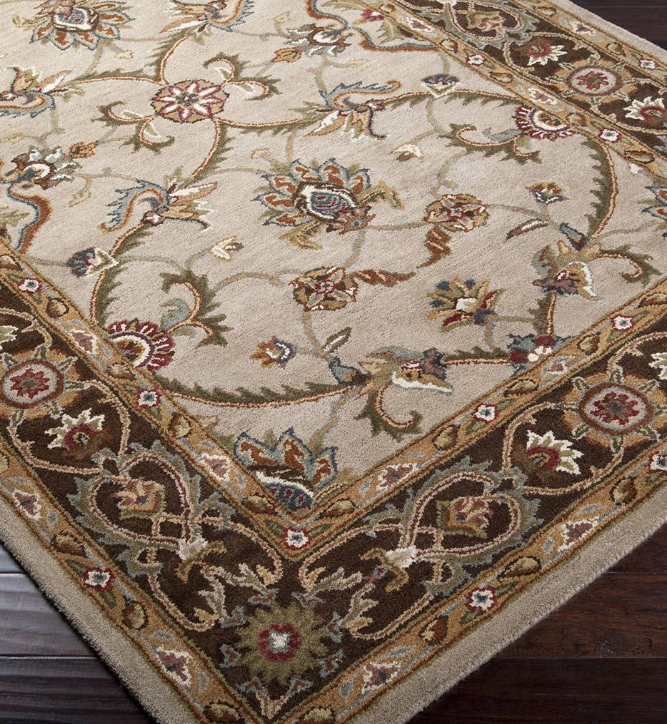 Surya - Kensington Traditional Hand Tufted Rug