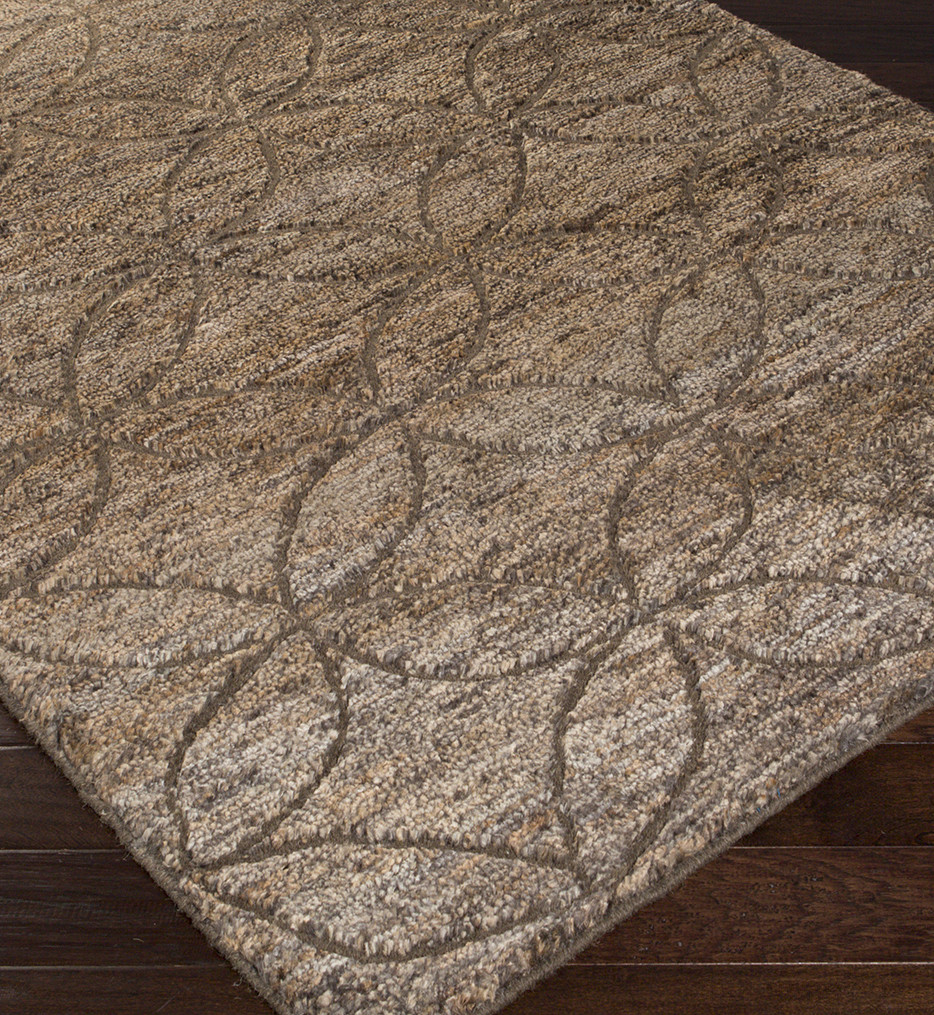 Surya - Papyrus Natural Fiber Textures Hand Tufted Rug