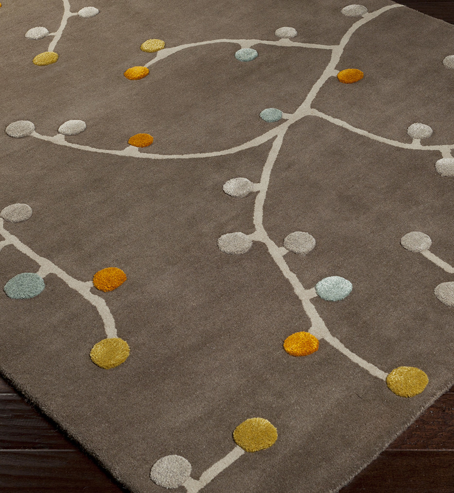 Surya - Scion Floral and Paisley Hand Tufted Rug