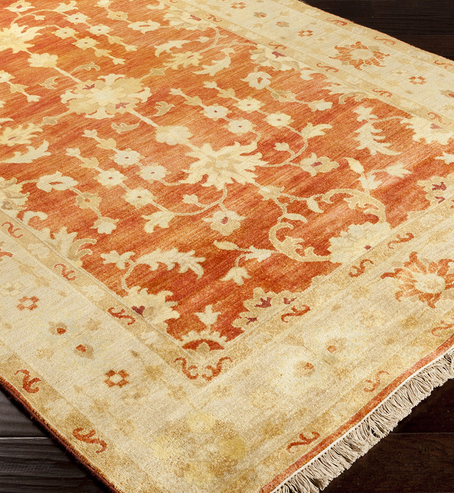 Surya - Temptress Traditional Hand Knotted Rug