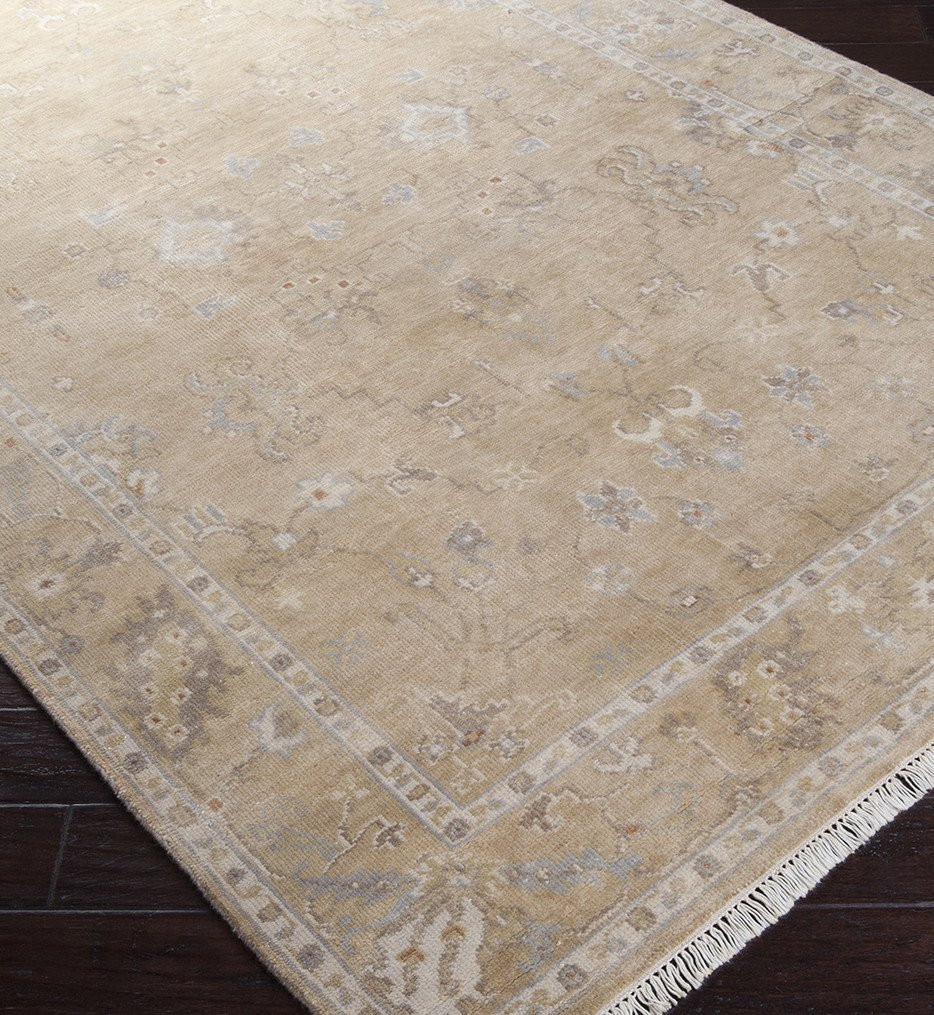 Surya - Transcendent Traditional Hand Knotted Rug
