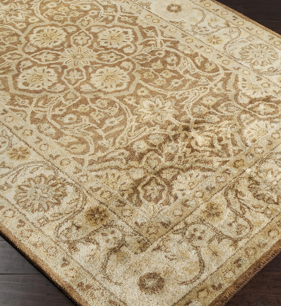 Surya - Vintage Traditional Hand Tufted Rug
