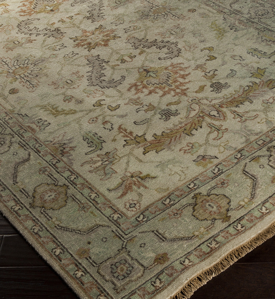 Surya - Zeus Traditional Hand Knotted Rug
