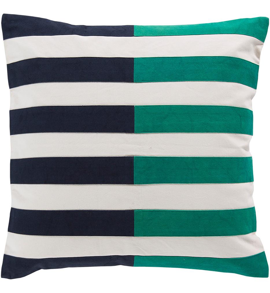Surya - Opposing Stripes Decorative Pillow
