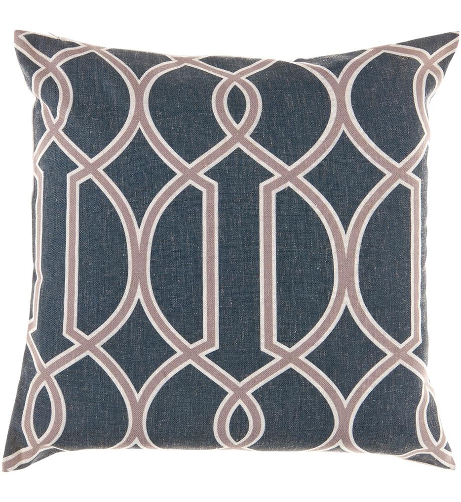 Surya - Geometric Decorative Pillow