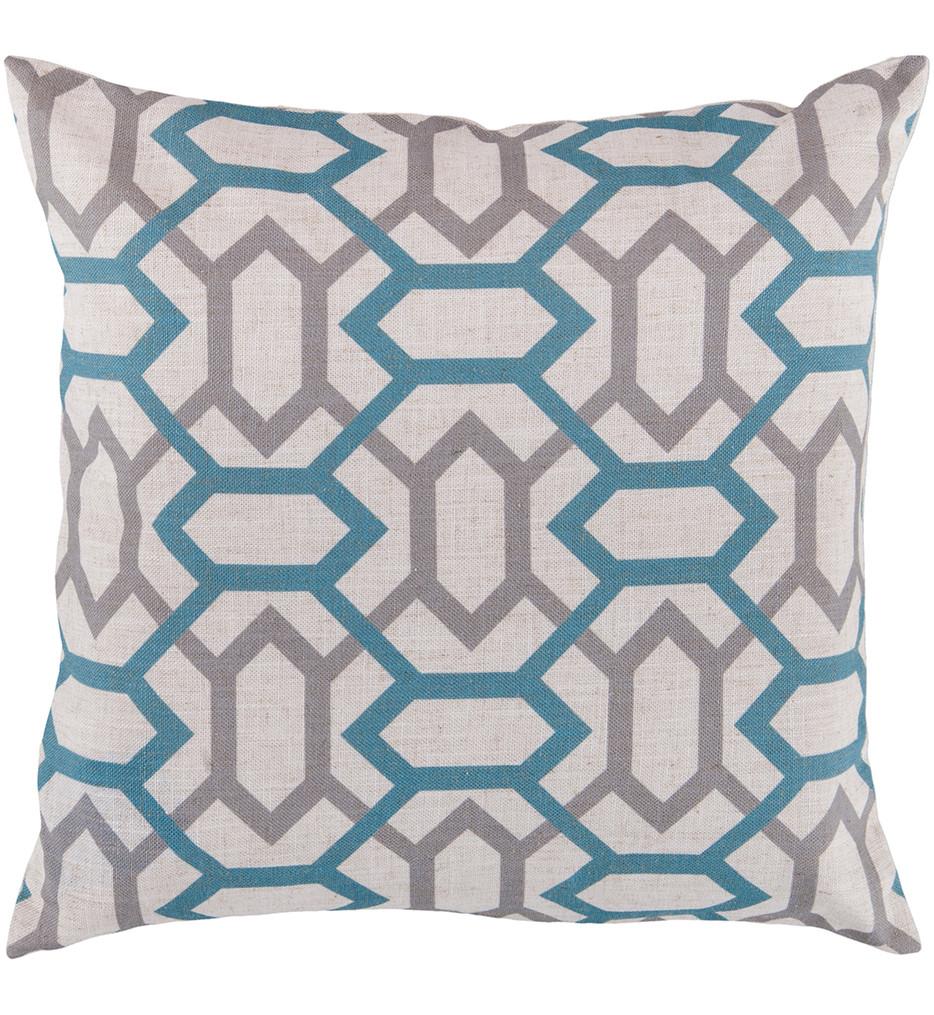 Surya - Hexagons Decorative Pillow
