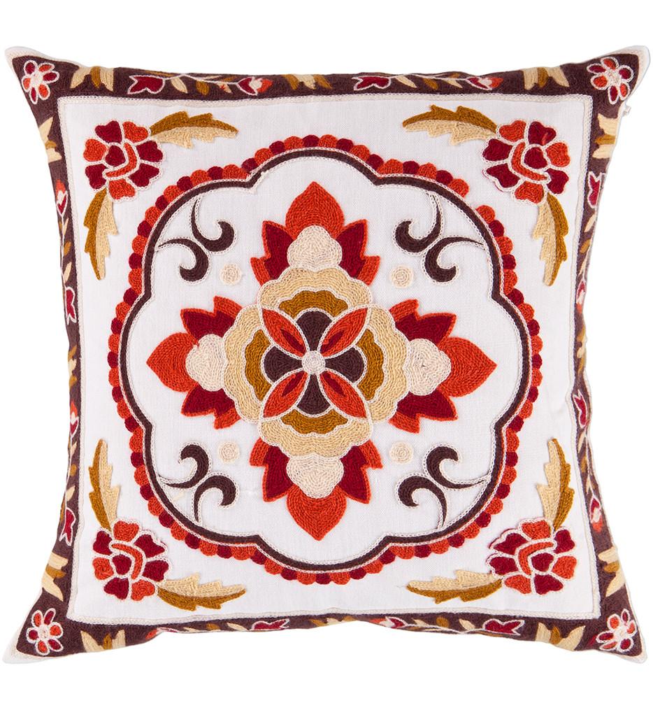 Surya - Patterned Decorative Pillow