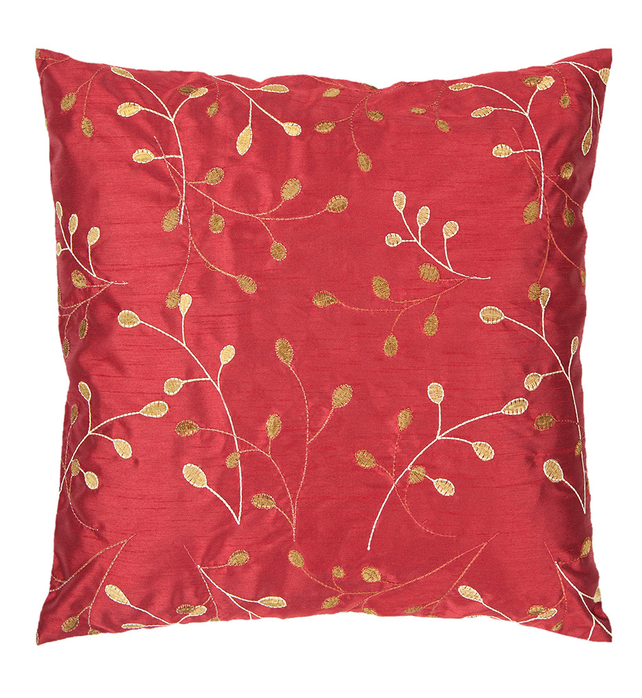 Surya - Miniature Vines Decorative Pillow