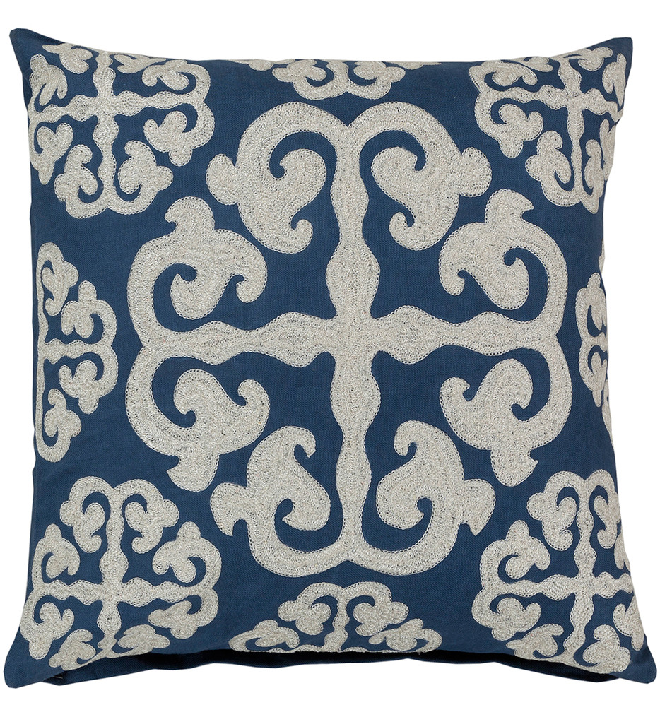 Surya - Damask Decorative Pillow