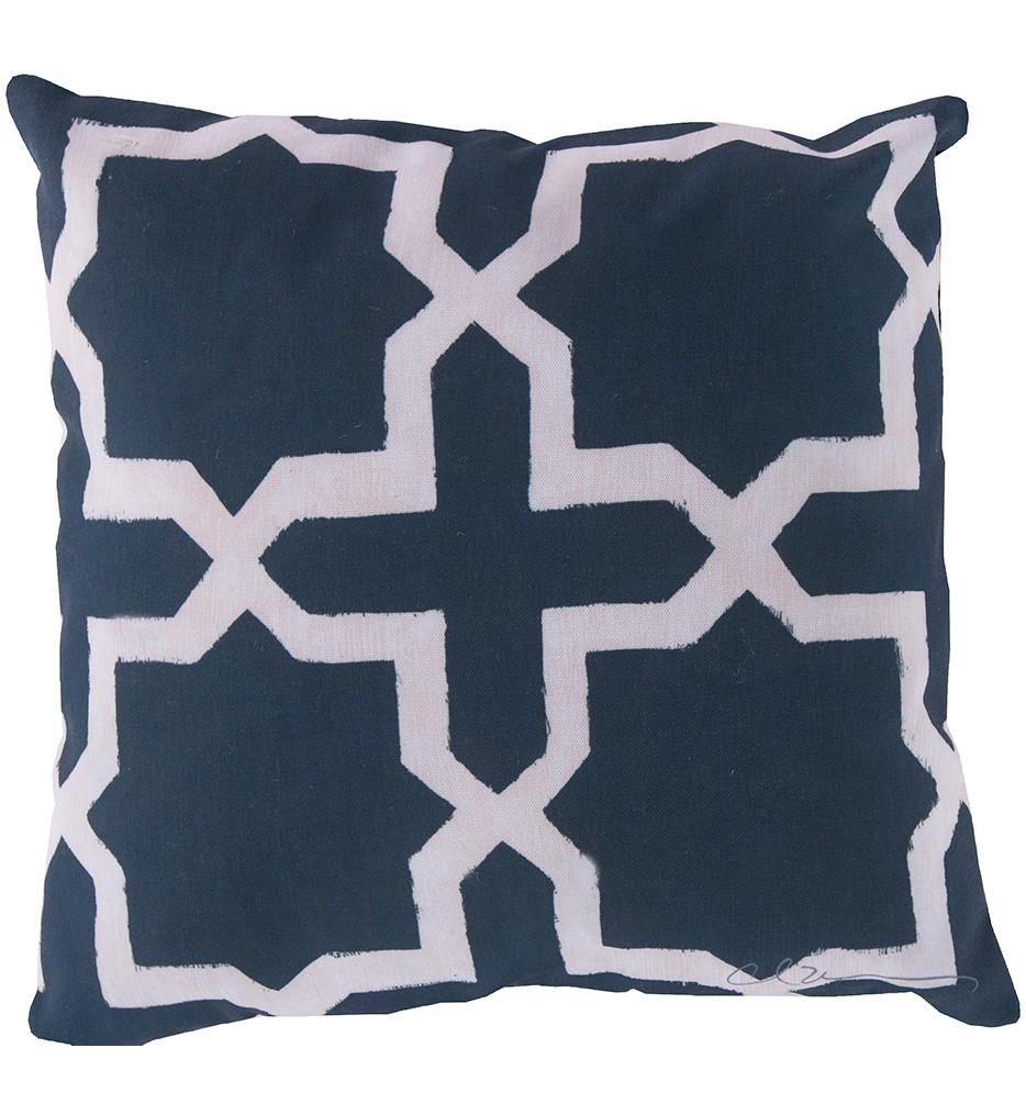 Surya - Diamond Squares Decorative Pillow