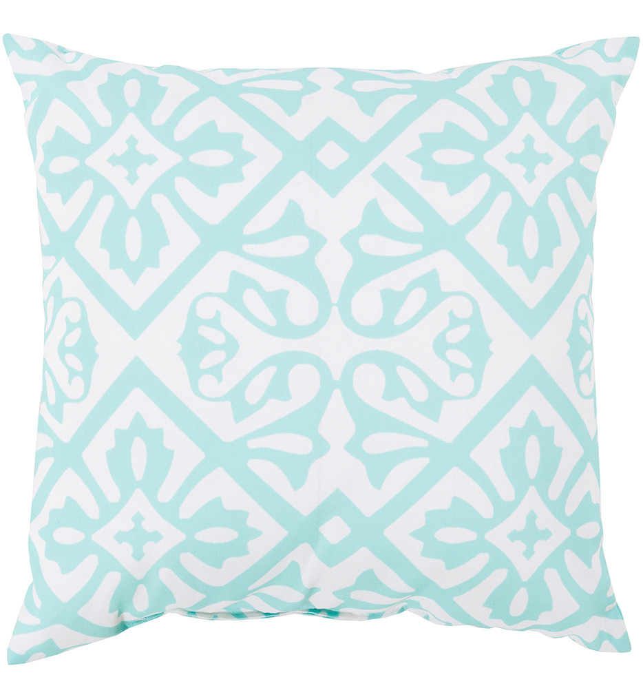 Surya - Large Damasks Decorative Pillow
