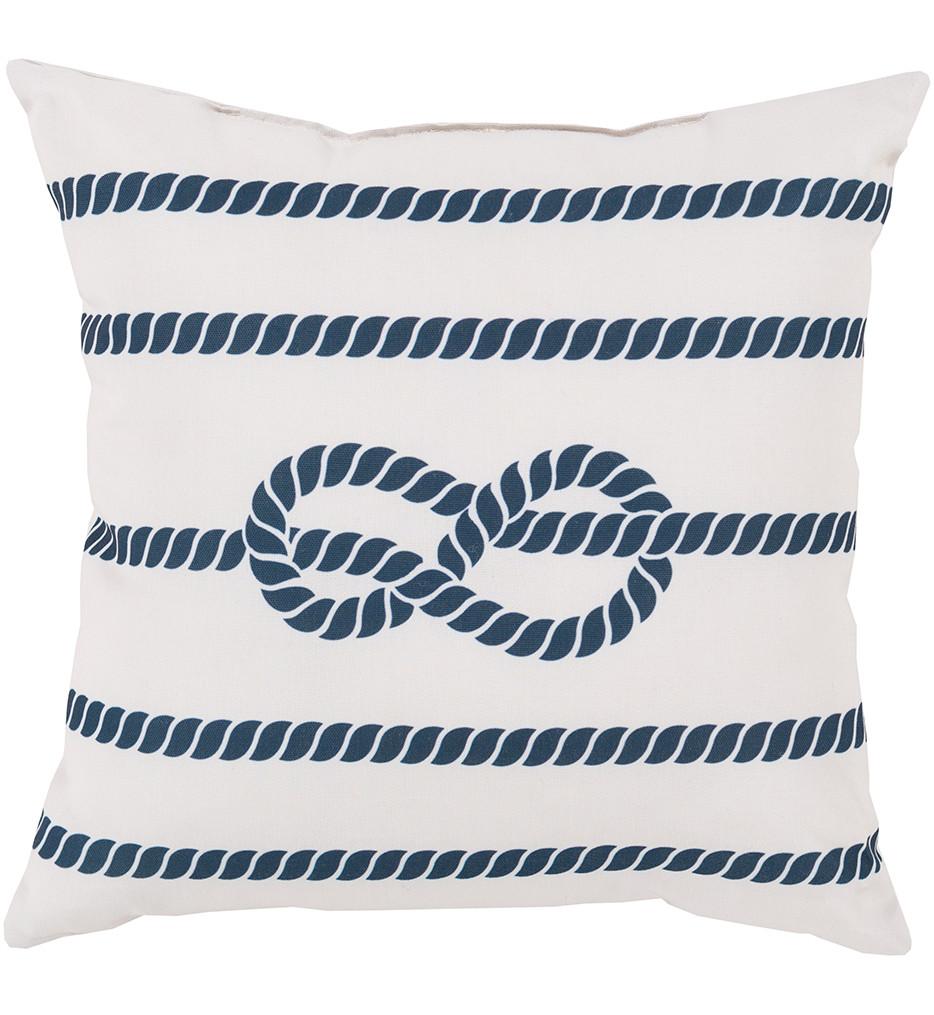 Surya - Sailor's Knot Decorative Pillow