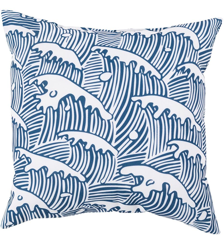 Surya - Crashing Waves Decorative Pillow