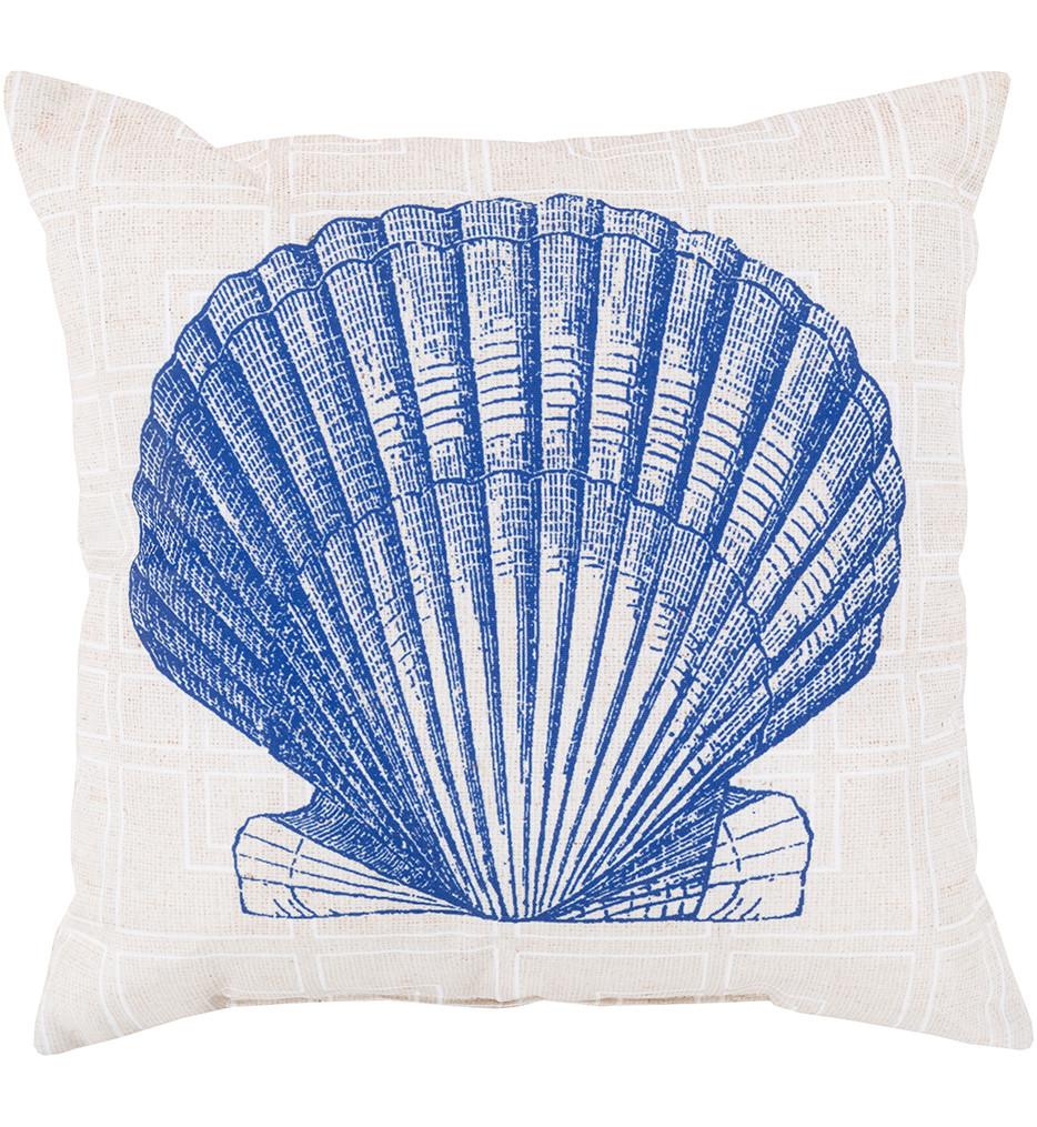 Surya - Shell Decorative Pillow