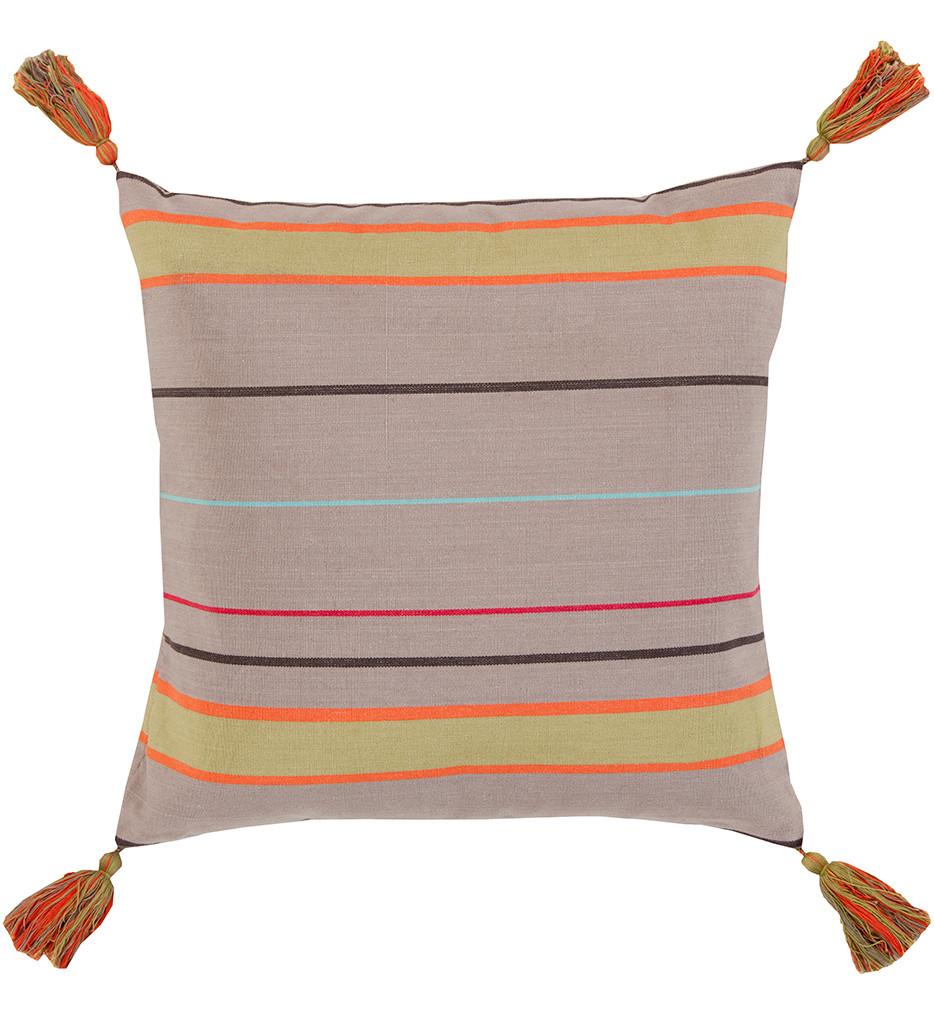 Surya - Tassled Decorative Pillow