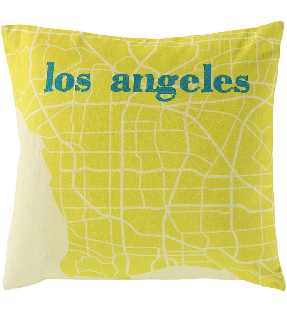 Surya - Los Angeles Decorative Pillow