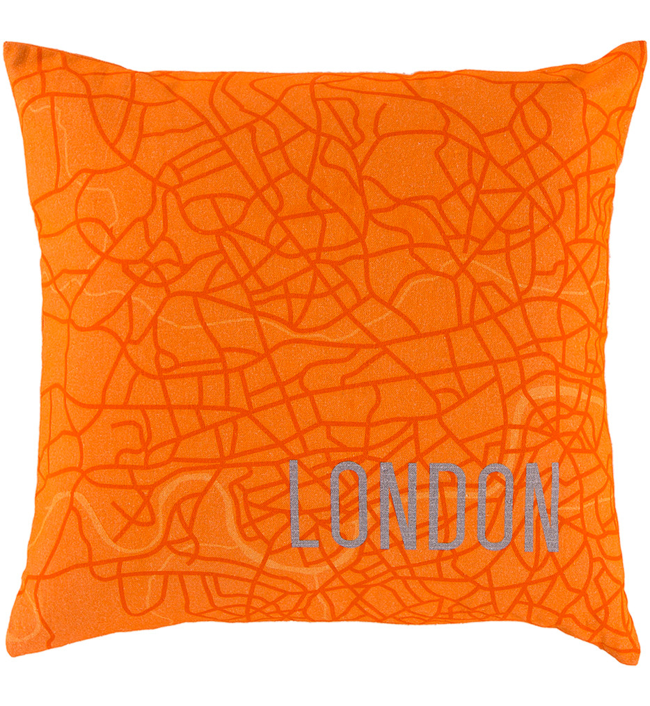 Surya - London Decorative Pillow