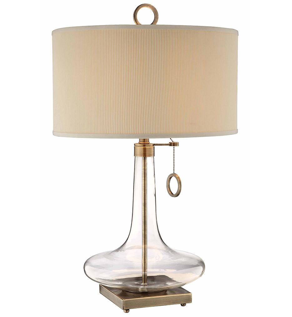 Stein World - 98819 - Eden Glass Bottle Table Lamp