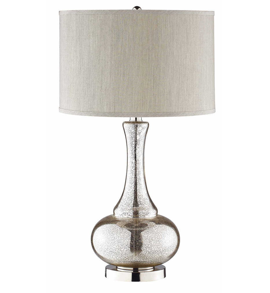 Stein World - 98876 - Lincore Silver and Gold Glass Gourd Table Lamp