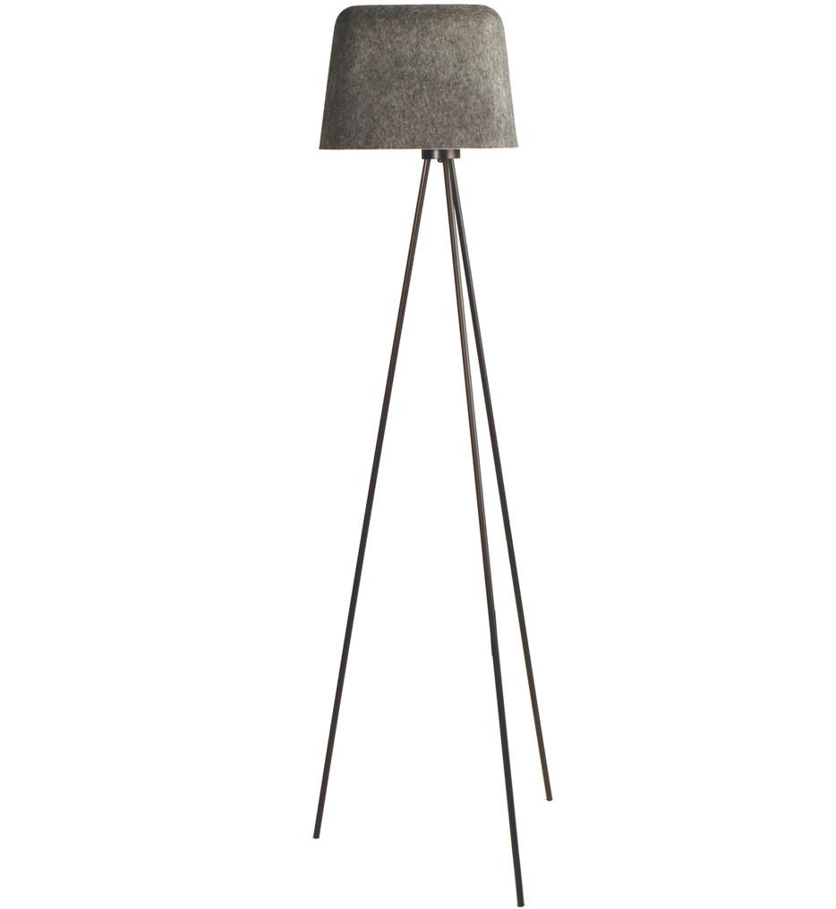 Tom Dixon - FSS01GW-FUSM2 - Felt Floor Lamp