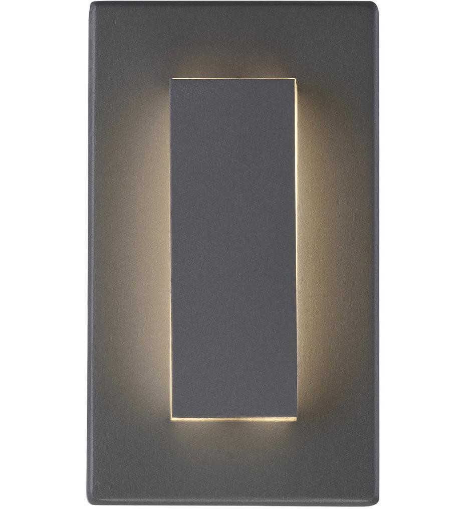 Tech Lighting - Aspen 8 Inch Outdoor Wall Sconce