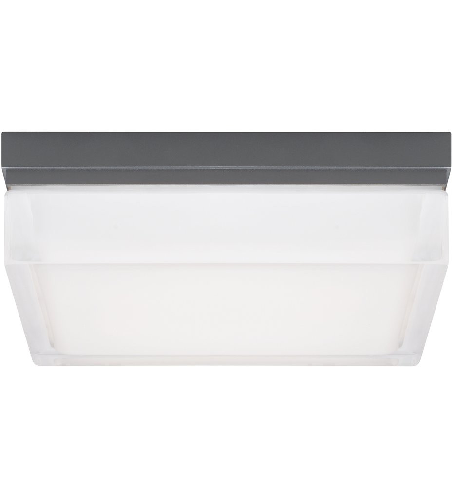 Tech Lighting - Boxie Large Outdoor Wall Sconce/Flush Mount