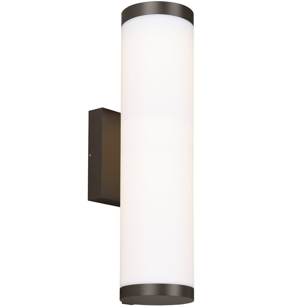 Tech Lighting - Gage 20.5 Inch Outdoor Wall Sconce