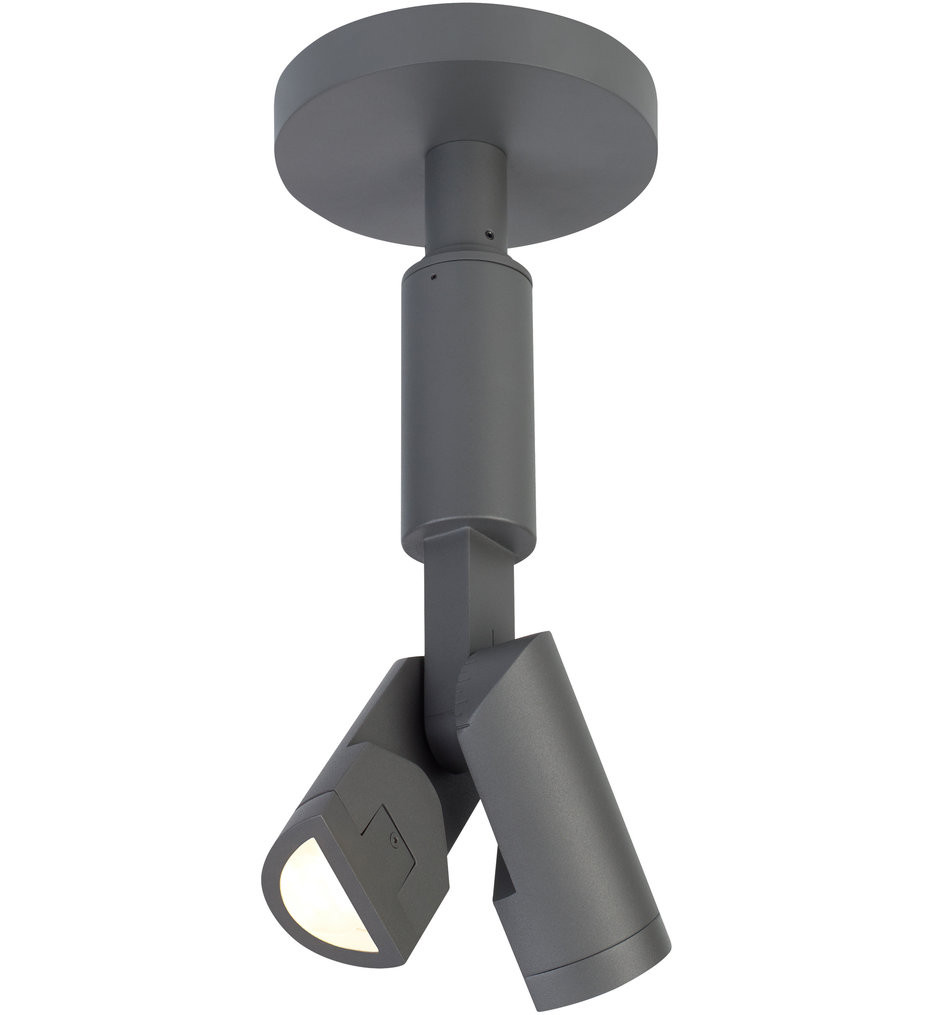 Tech Lighting - Mode Split Outdoor Wall Sconce/Flush Mount